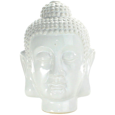 Ceramic Large Buddha Head