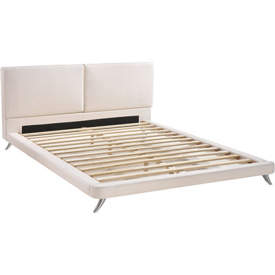 Refresh King Bed White