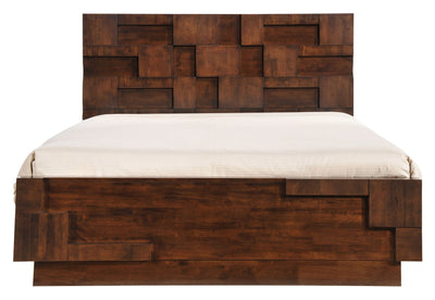 San Marino Bed Walnut