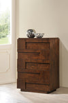 San Marino High Chest Walnut