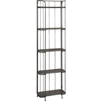 Barker Tall Iron Etagere