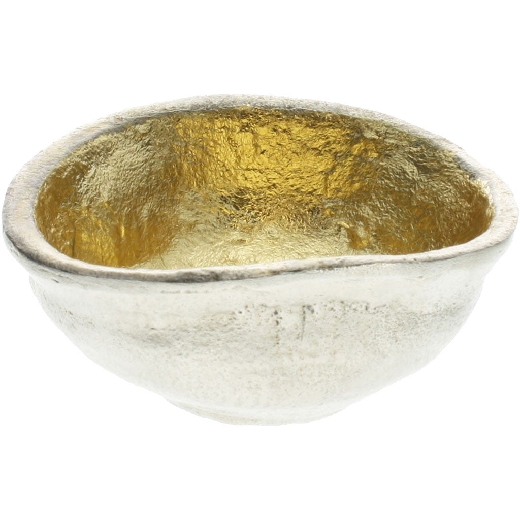 Salm Organic Cast Metal Bowl Large
