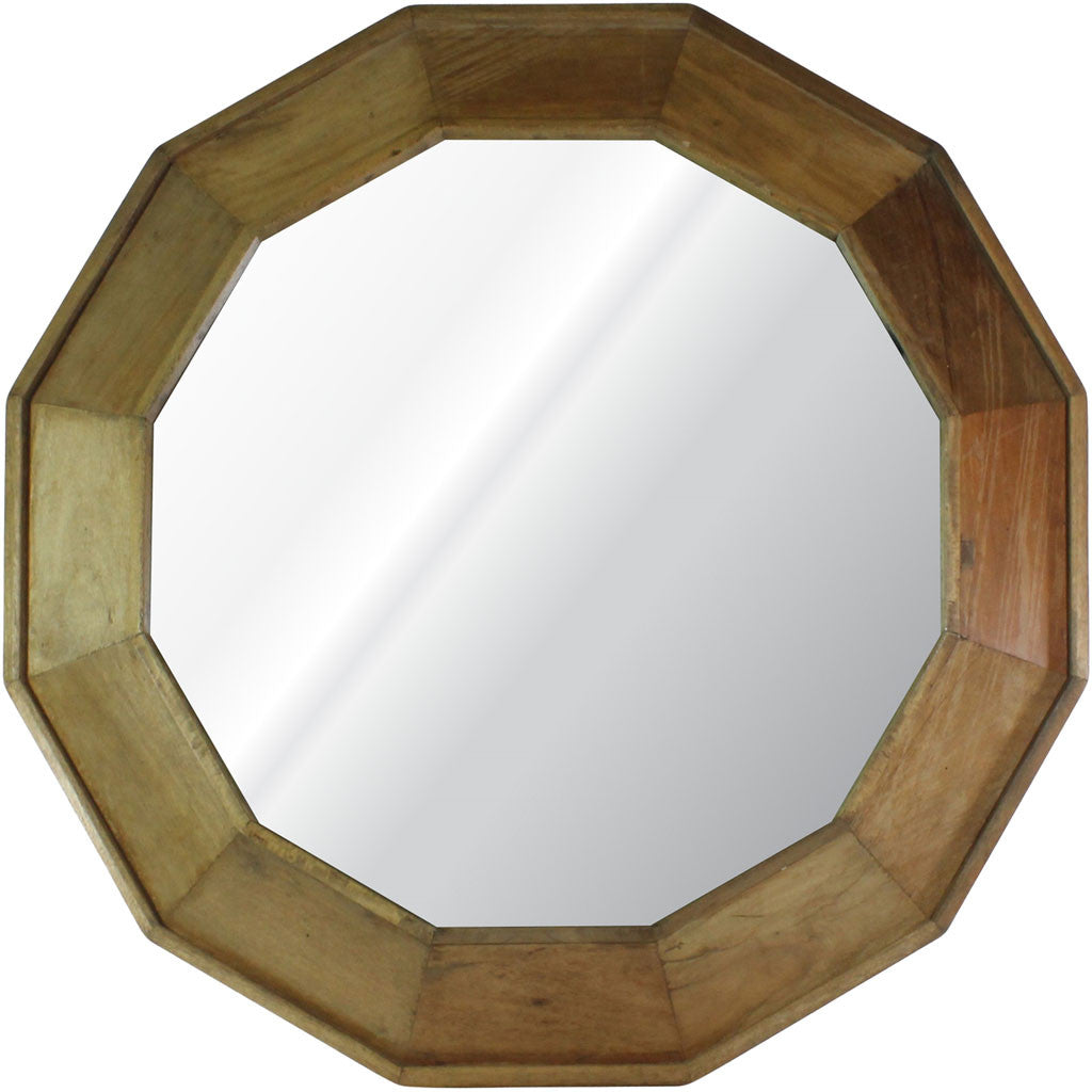 Etamin Wood Frame Mirror