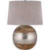 Jonas Argentan Table Lamp