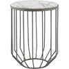 Highline Accent Table Zinc