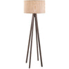 Merritt Wood Floor Lamp