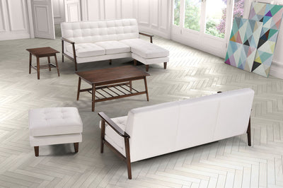 Avera Coffee Table Walnut