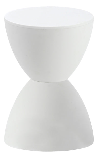 Salvador Stool White