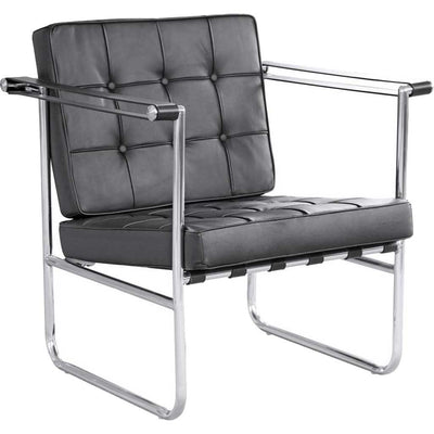 Catalan Chair Black