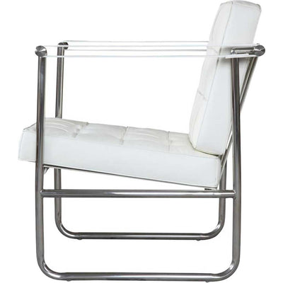 Catalan Chair White