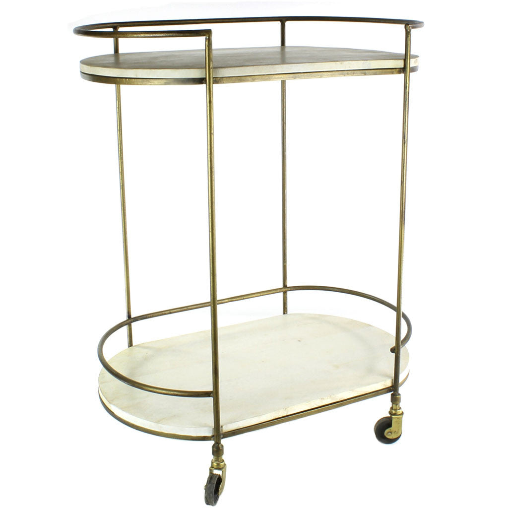Gemma Bar Cart