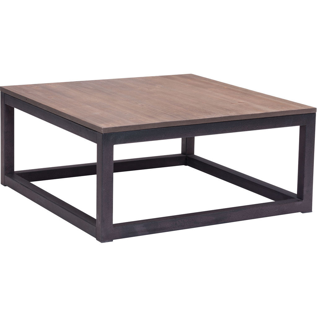 Cambridge Square Coffee Table Distressed Natural