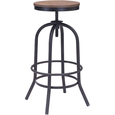 Tolland Barstool Distressed Natural
