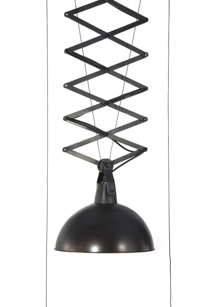 Esmeralda Ceiling Lamp Antique Black Gold