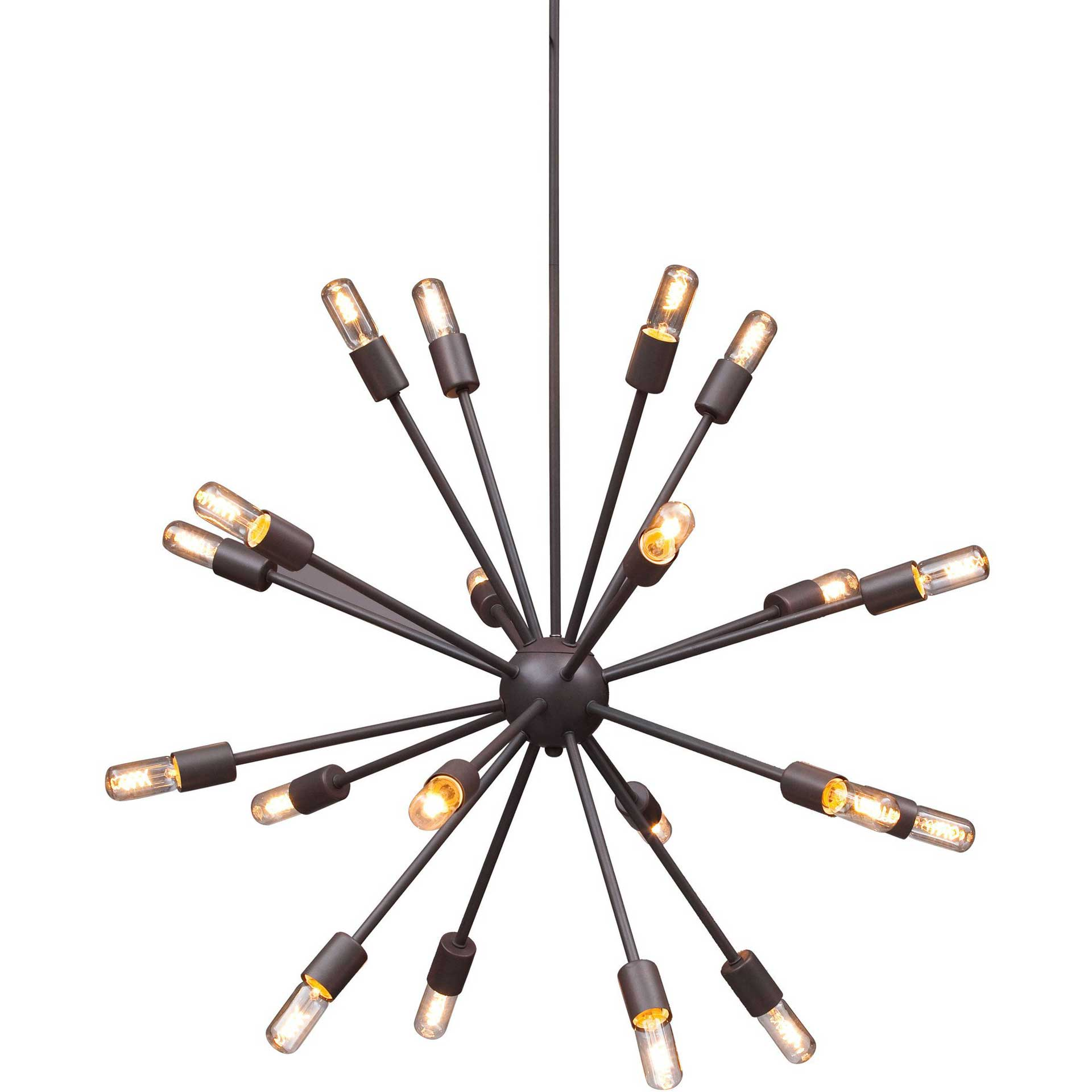 Seraph Ceiling Lamp Large Rust