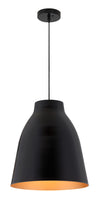 Beek Ceiling Lamp Matte Black