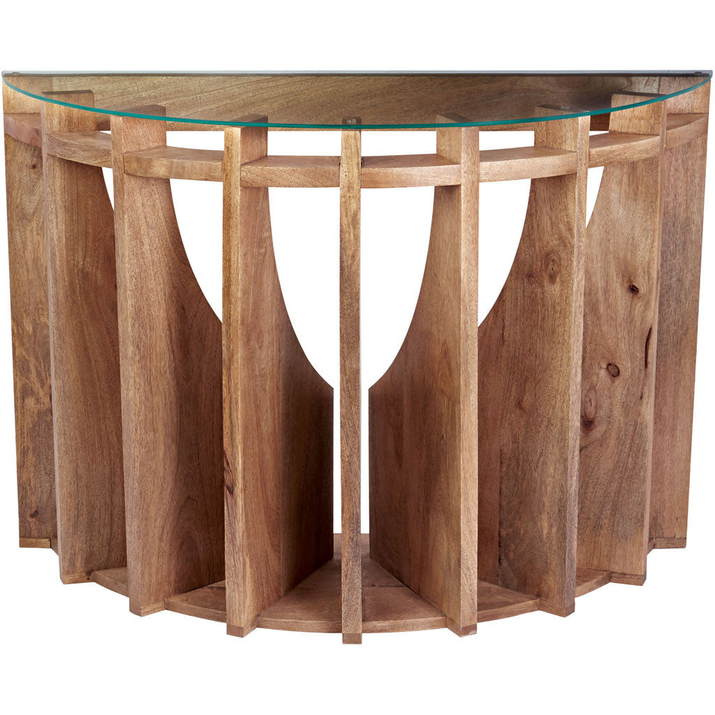 Azimuth Elevation Console Table