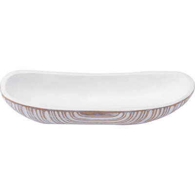 Purity Bowl Antique White