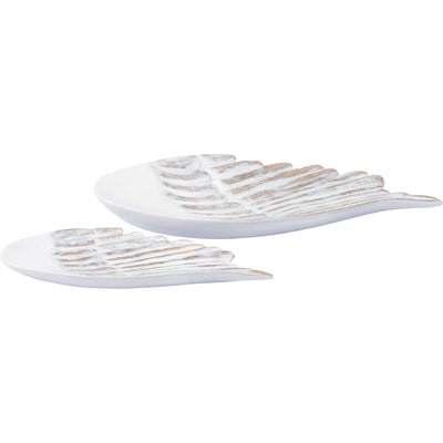 Purity Wings Antique White