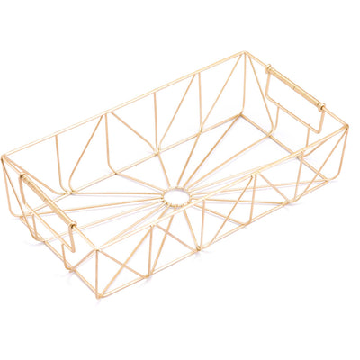 Wired Radiance Tray Gold (Set of 3)
