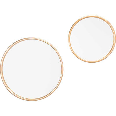 Ogee Mirror Gold