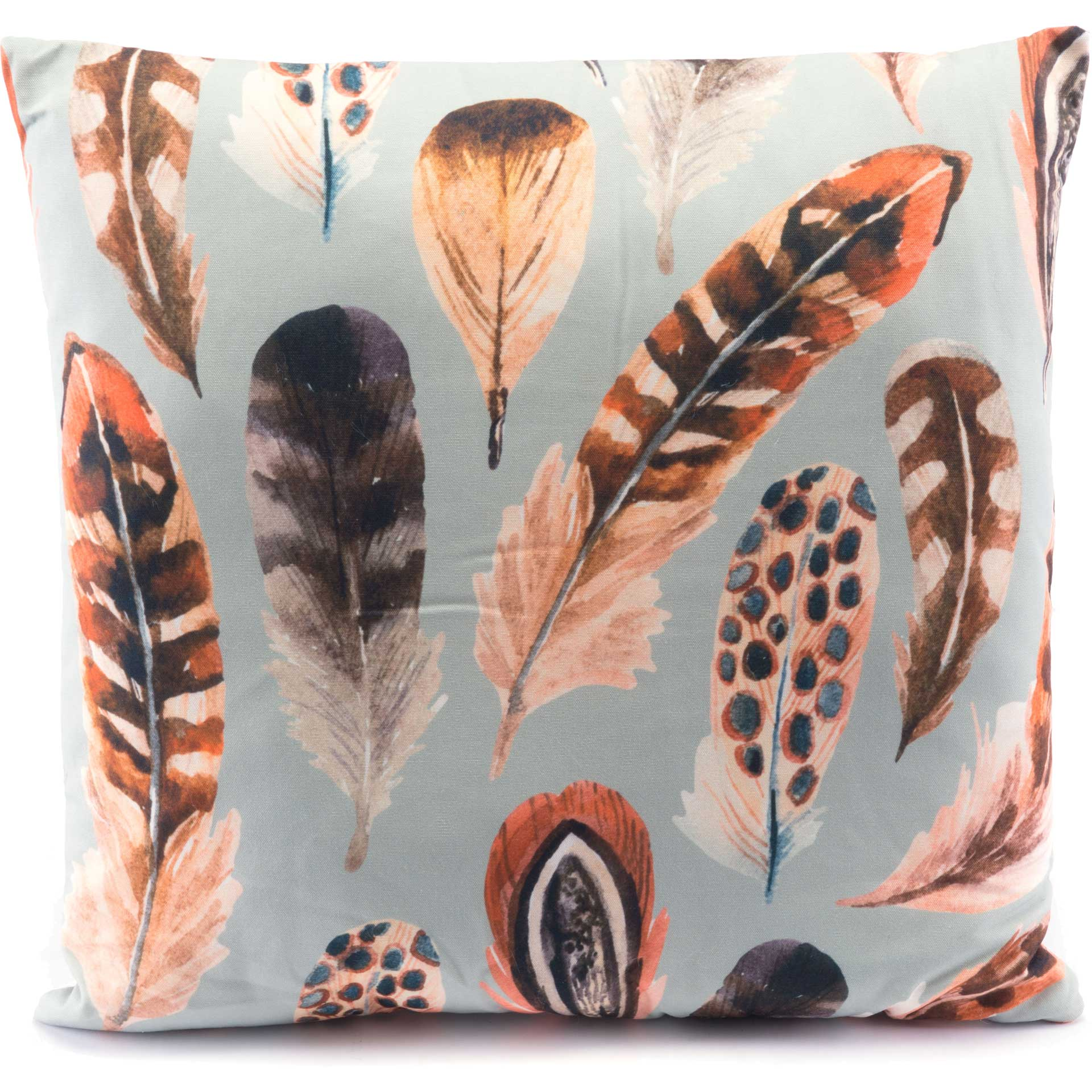 Plumas Pillow Neutral Multicolor