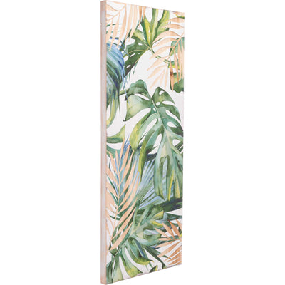 Palmeras Wall Decor Green