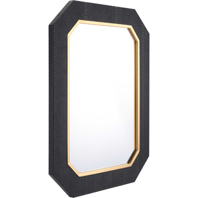 Asti Mirror Black
