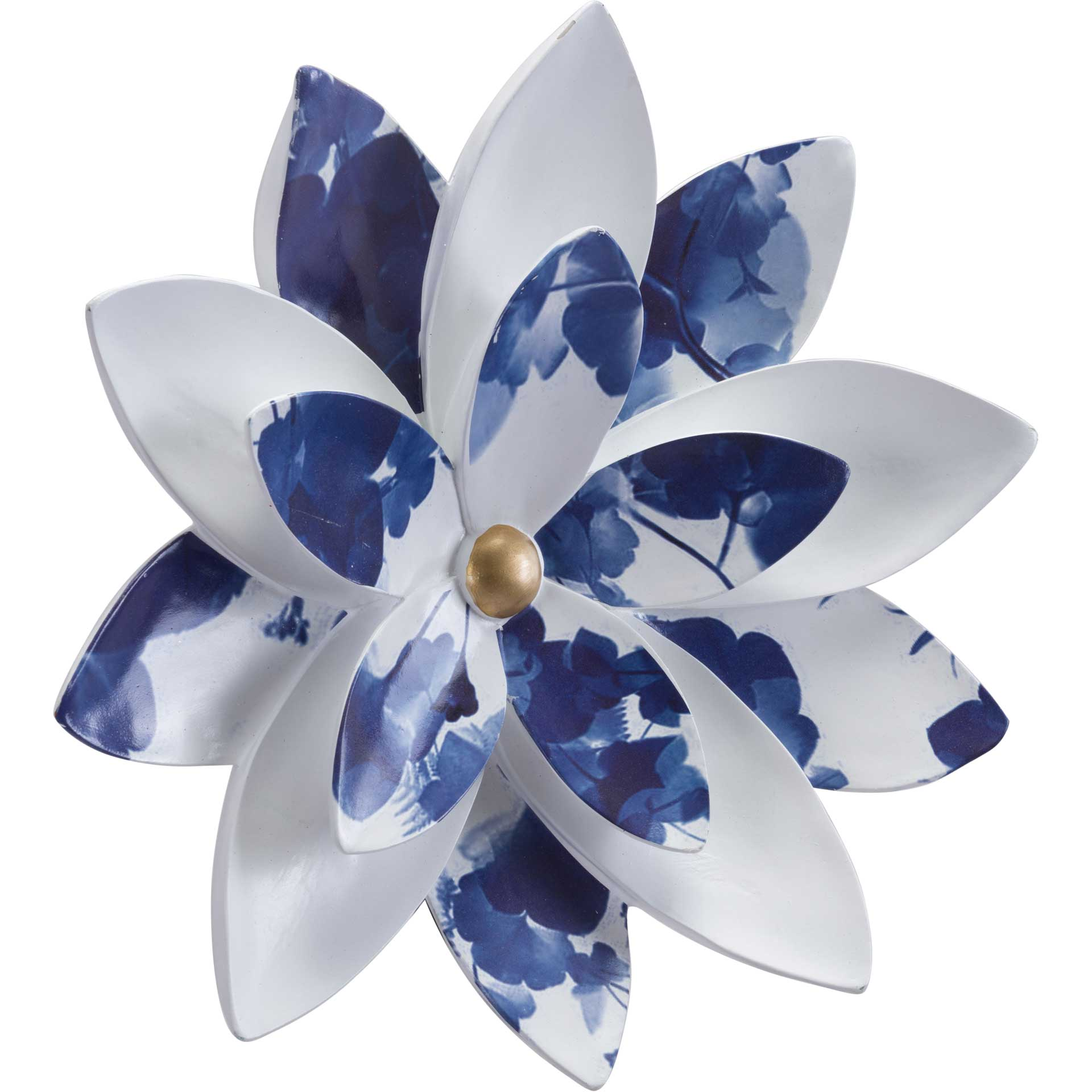 Margarita Wall Decor White/Blue