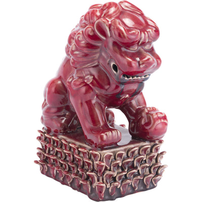 Foo Dog 1 Red