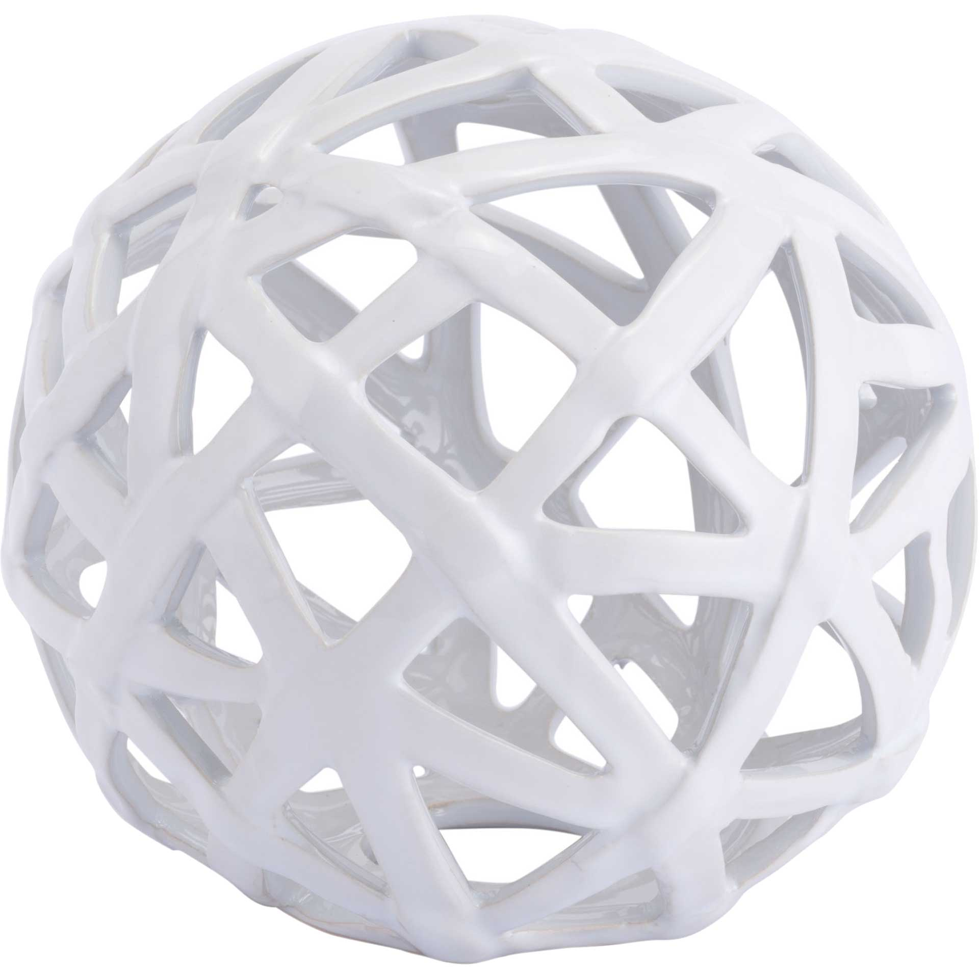 Orb Hollow White