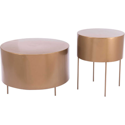 Bor Coffee Table Gold