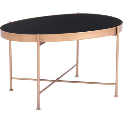 Gotta End Table 1 Black/Gold