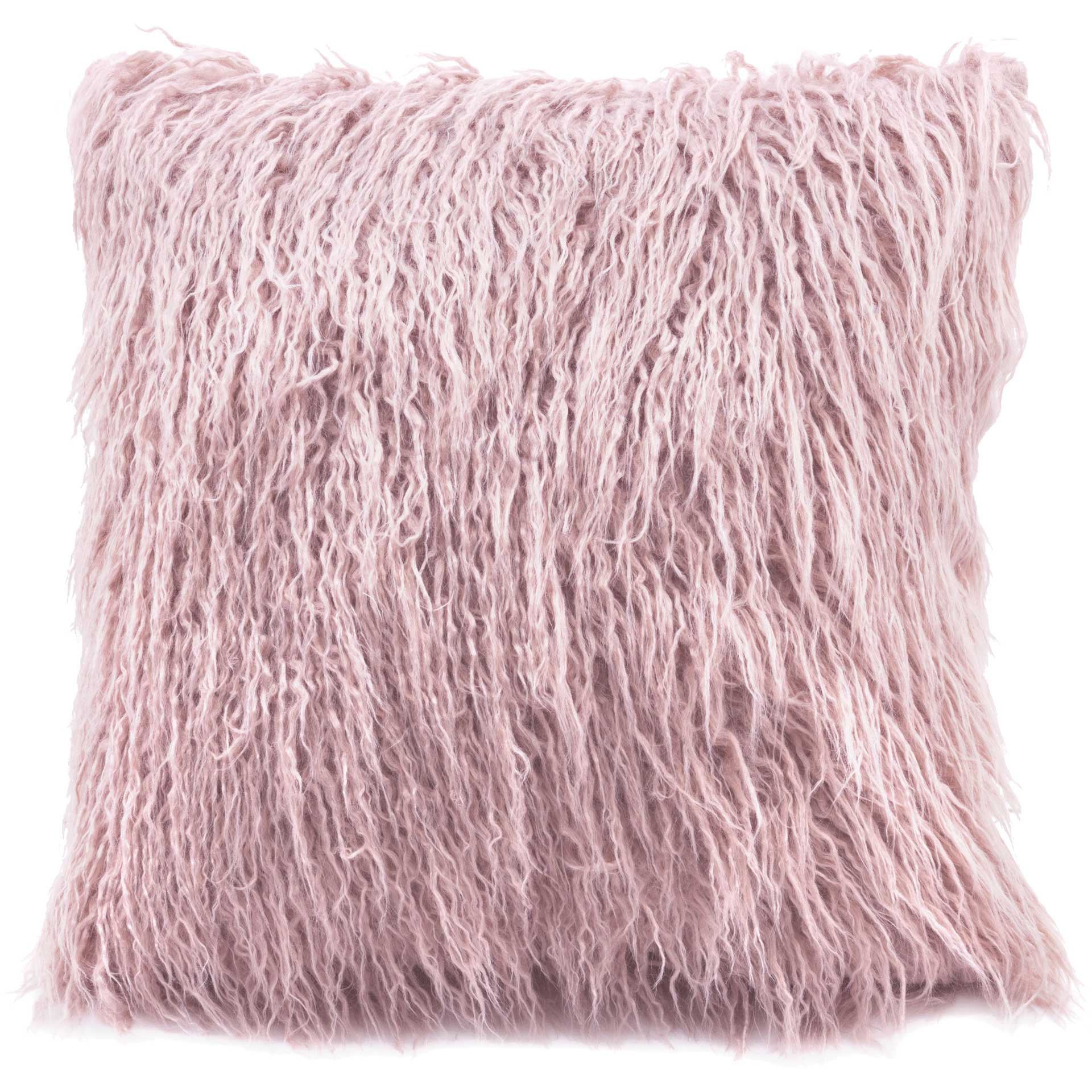 Angie Pillow Dusty Pink