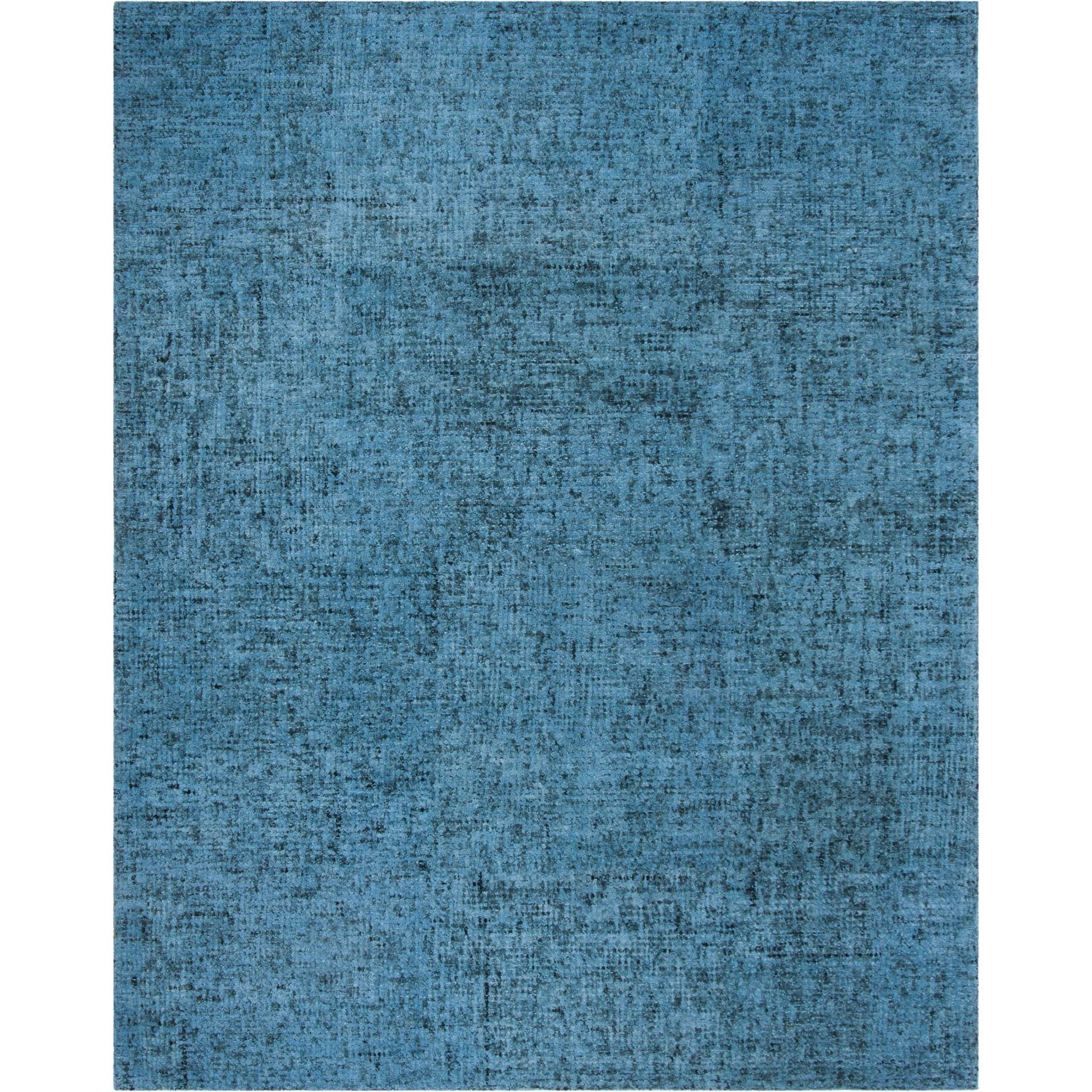 Abstract Blue/Multi Area Rug