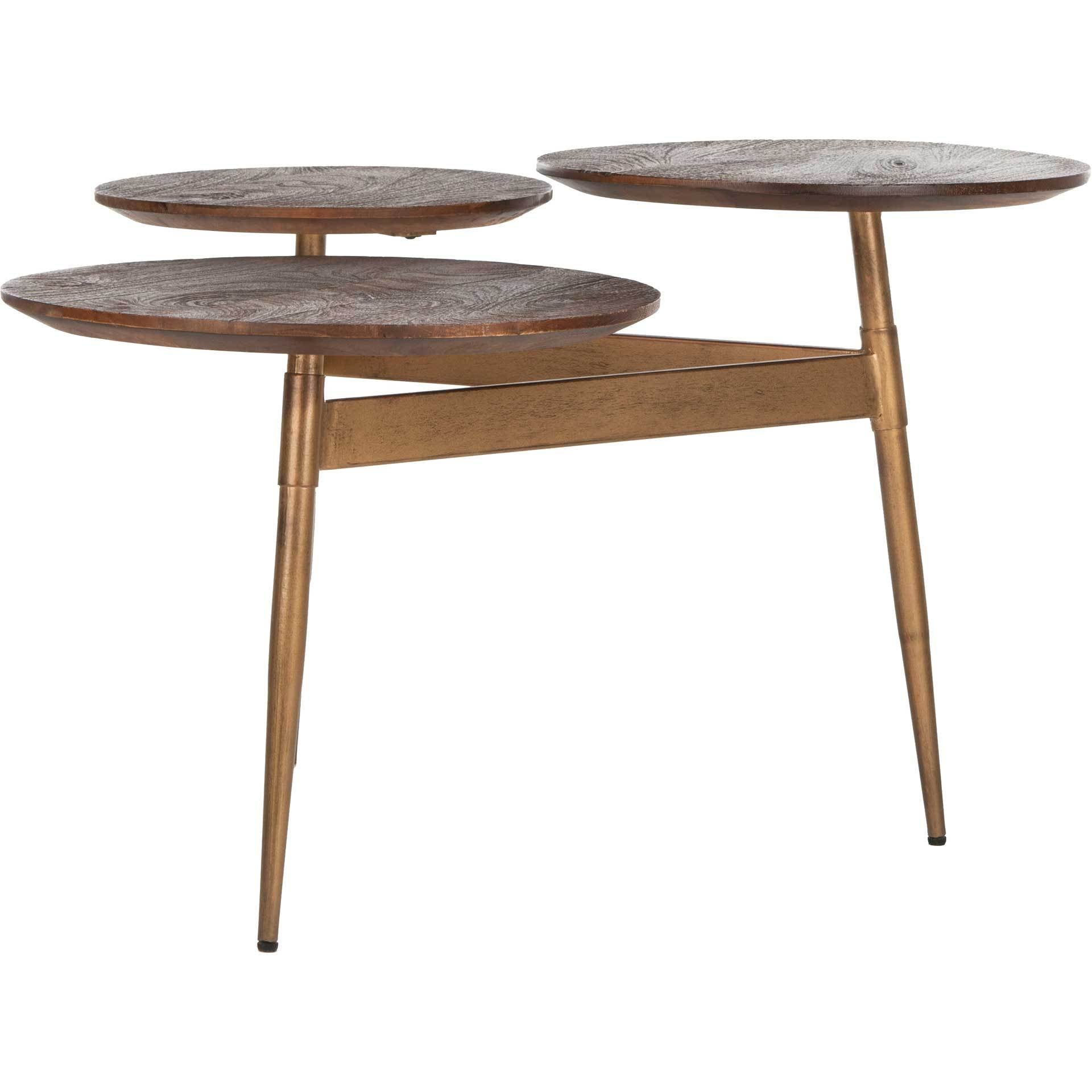 Iago 3 Circle Accent Table