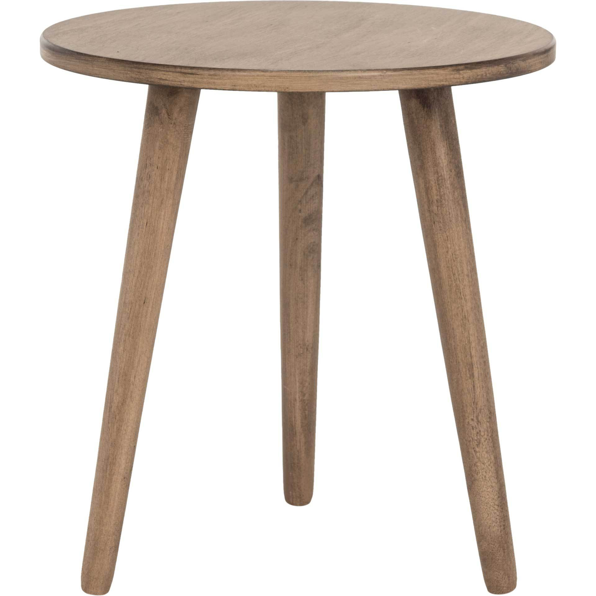 Orla Accent Table Desert Brown