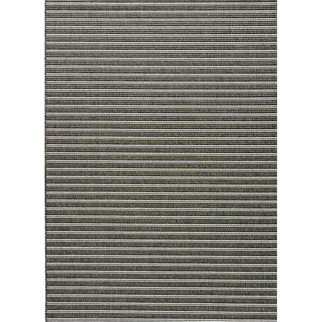 Acadia Bar Island Brown/Gray Area Rug