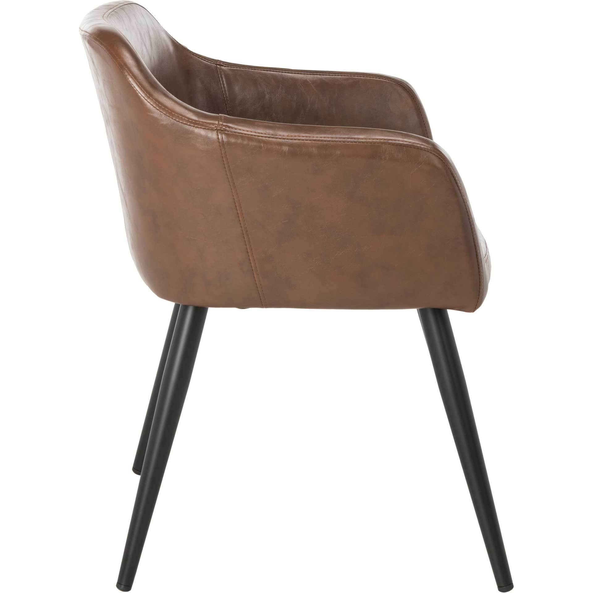 Adam Accent Chair Brown