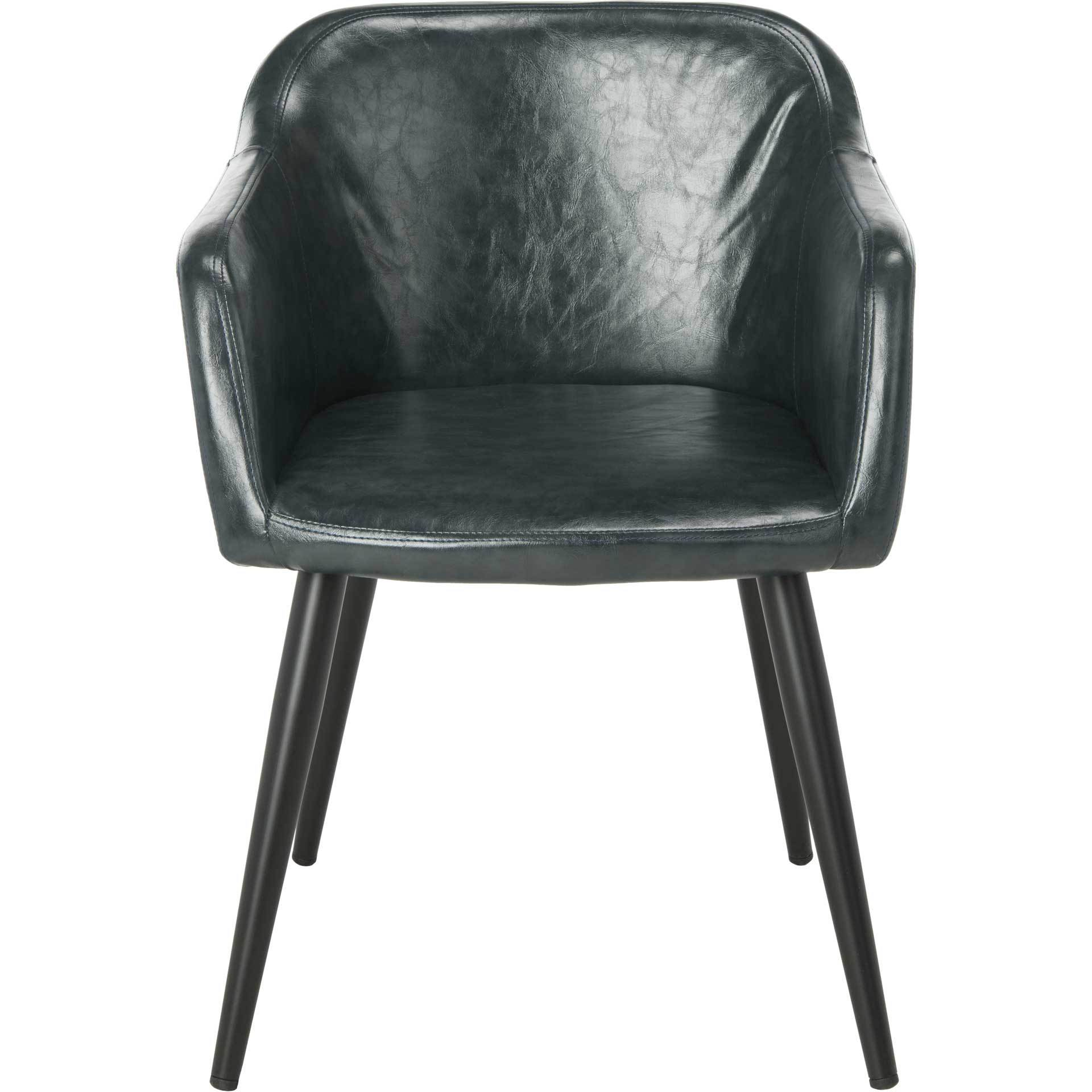 Adam Accent Chair Dark Gray