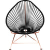 Acapulco Chair Black/Copper