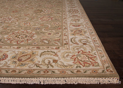 Atlantis Shiva Coriander/Faded Rose Area Rug