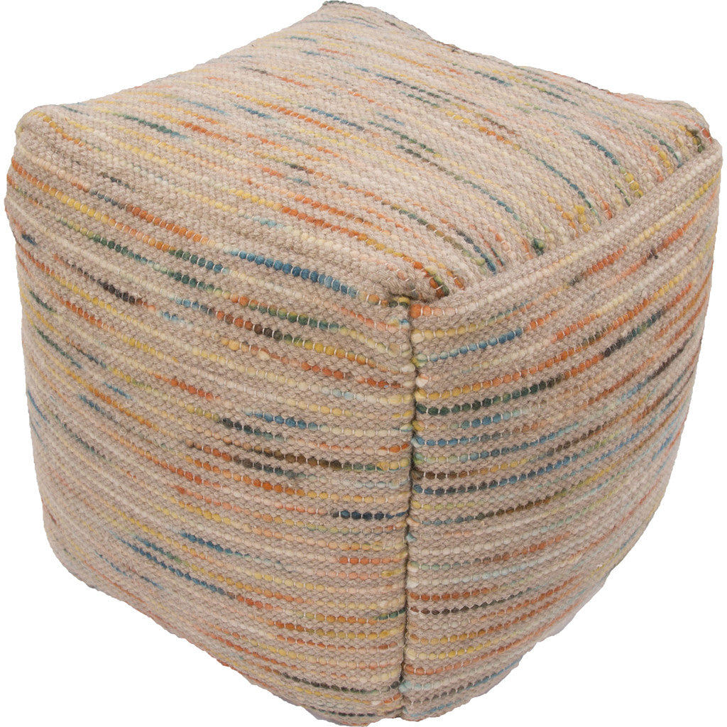 Alma Almi Sand Shell/Apricot Orange Pillow