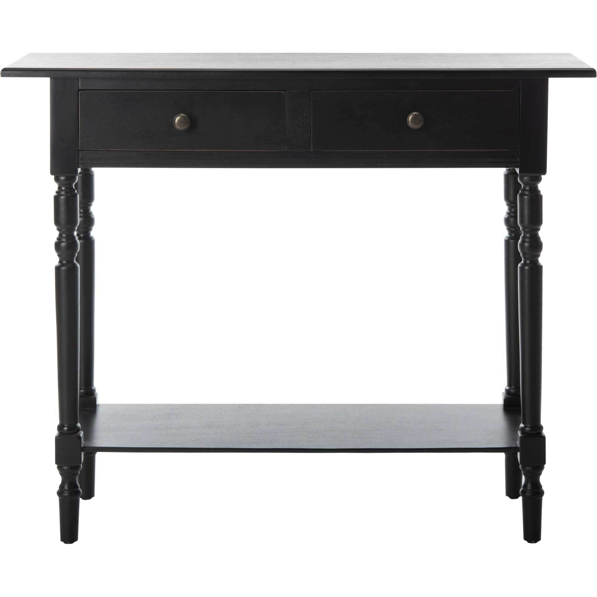 Rowan 2 Drawer Console