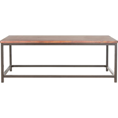 Alex Coffee Table Distressed Red Barn