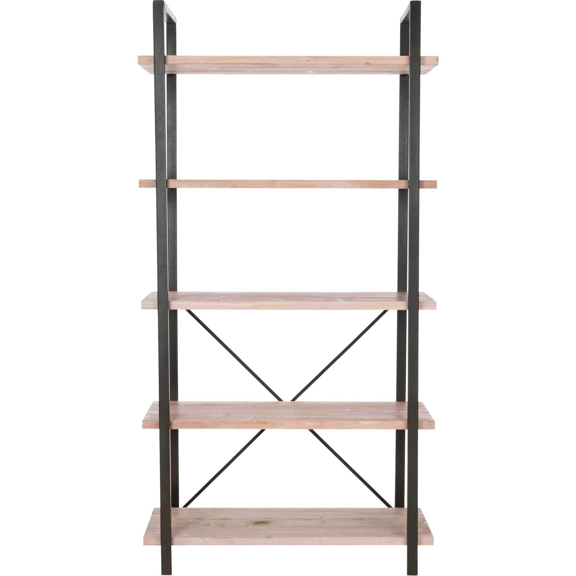 Chanel 5 Tier Etagere Red Maple