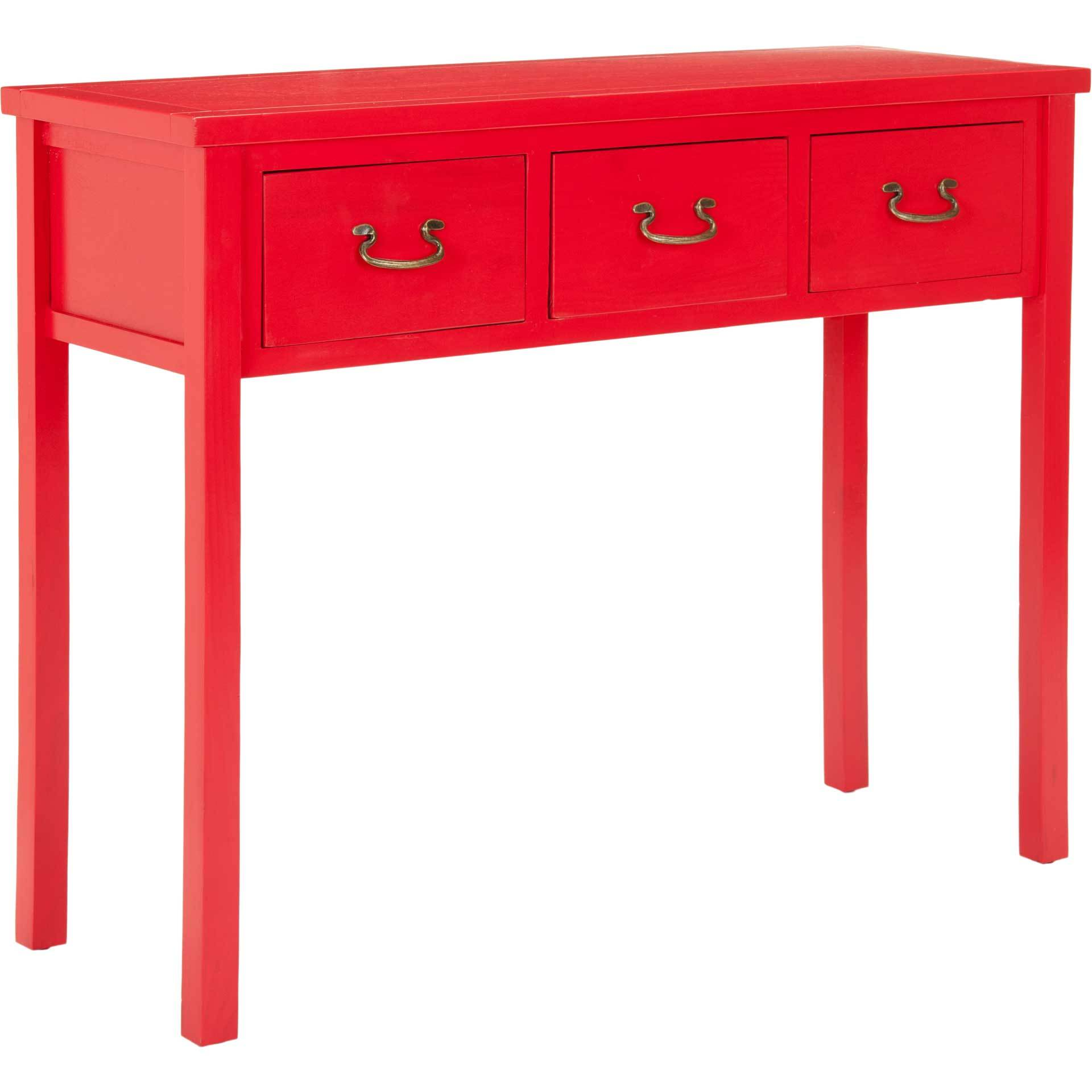 Ciara Console With Storage Drawers