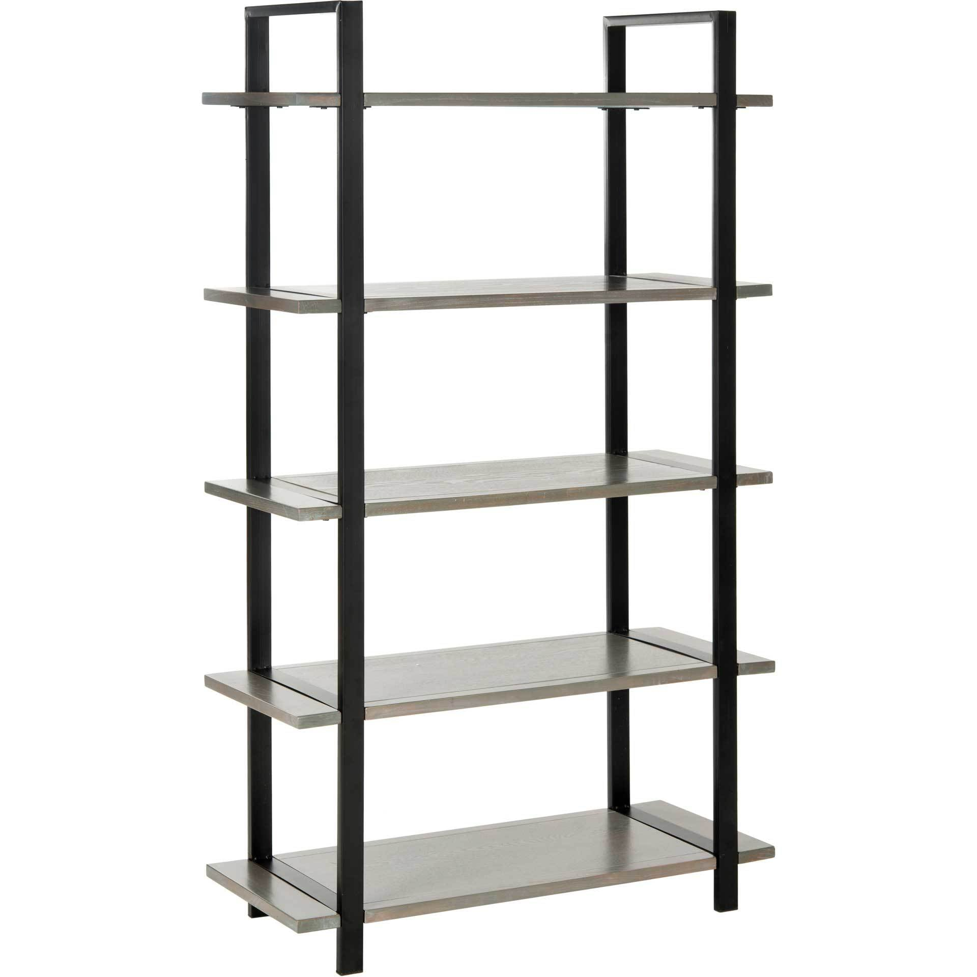 Scarlett 5 Tier Etagere French Gray