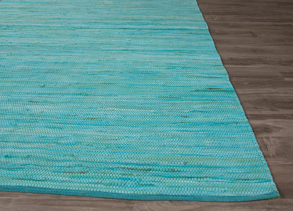 Ann Raggedy Blue Radiance Area Rug Froy