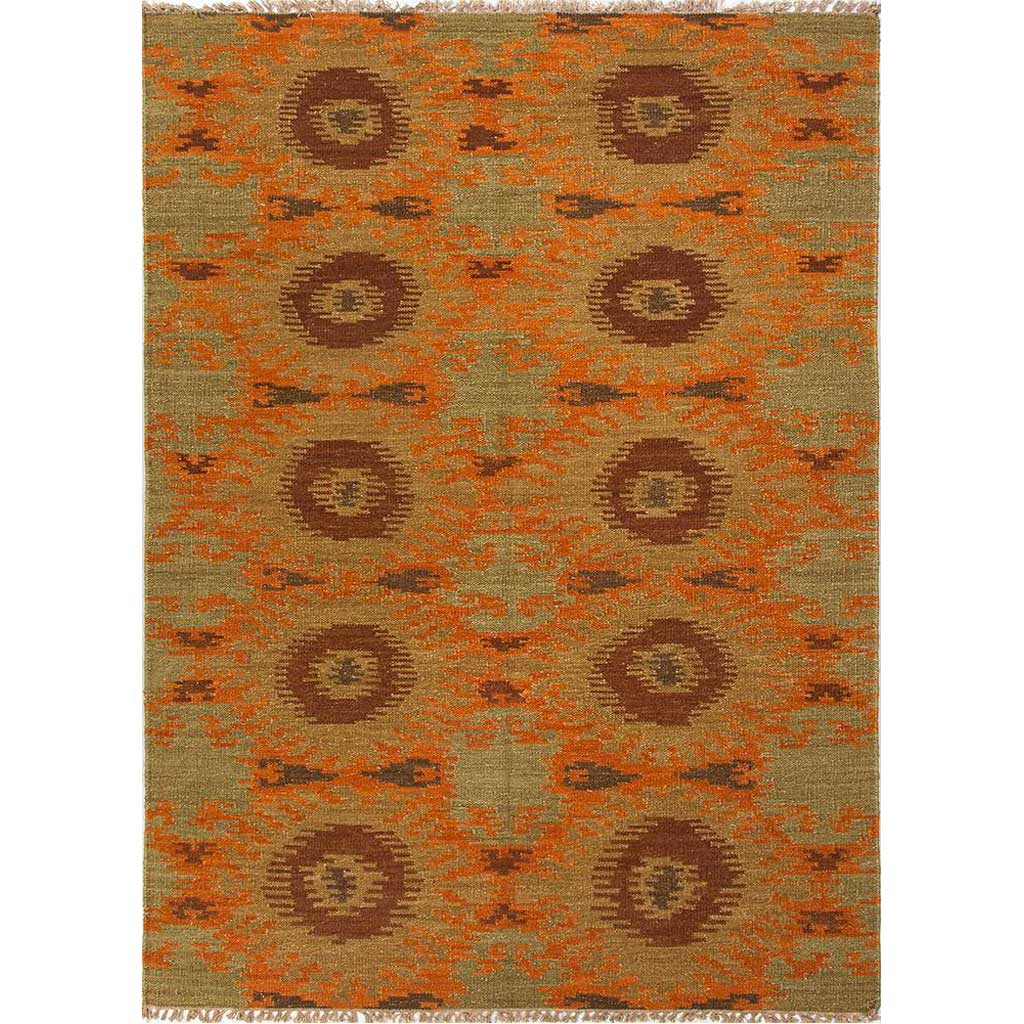 Anatolia Revert Golden Green Area Rug